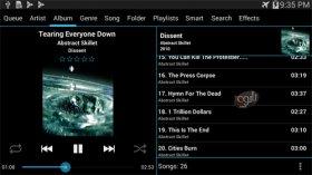 پلیر موزیک اندروید GoneMAD Music Player 2.1.5