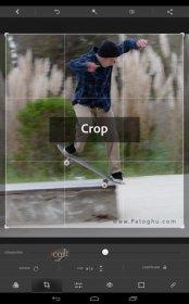 دانلود نسخه جدید فتوشاپ برای اندروید Adobe Photoshop Express Premium v3.7.397