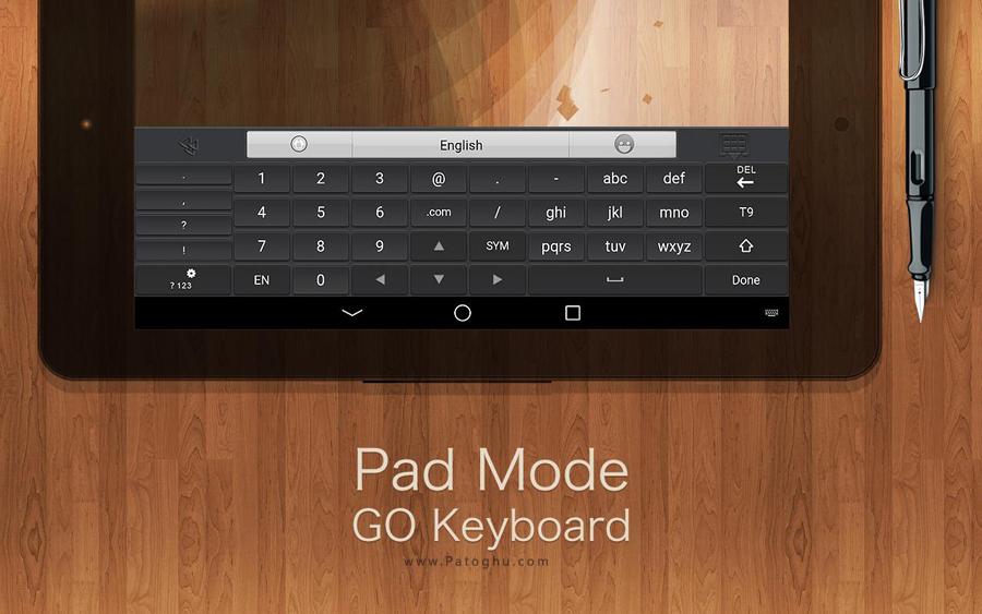 دانلود رایگان تم های پولی اندروید دانلود GO Keyboard Prime 3.52 + Pro + Plugins کیبورد ...