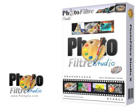 نرم افزار ويرايش حرفه اي تصاوير(جایگزین مناسب فتوشاپ) Photo Filter Studio X
