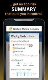 دانلود آنتی ویروس نورتون برای اندروید Norton Security and Antivirus Premium v4.0.1.4035