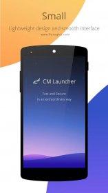 لانچر زیبای CM برای اندروید CM Launcher 3D v5.2.1