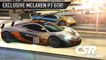 دانلود بازی مسابقه ماشین برای اندروید CSR Racing v3.5.0