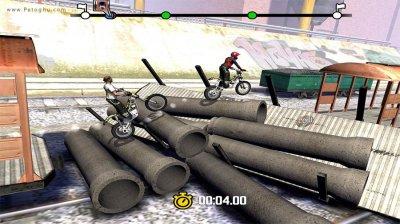 بازی مسابقات موتور برای اندروید Trial Xtreme 4 v1.9.8