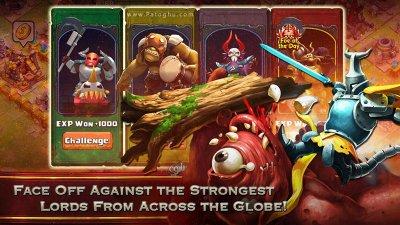 دانلود بازی استراتژیک جنگ پادشاهان 2 برای اندروید Clash of Lords 2 1.0.227