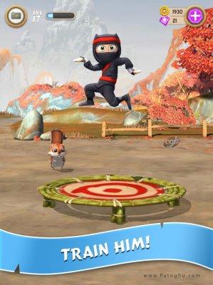 دانلود بازی نینجا برای اندروید Clumsy Ninja v1.29