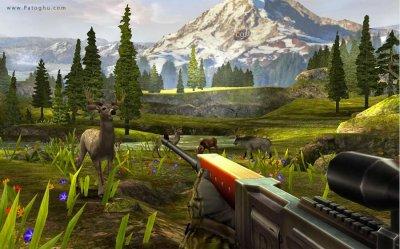 بازی شبیه ساز شکار حیوانات برای اندروید Deer Hunter 2018 v5.0.3