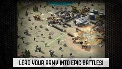 دانلود بازی کال آف دیوتی قهرمانان برای اندروید Call of Duty Heroes 4.2.1