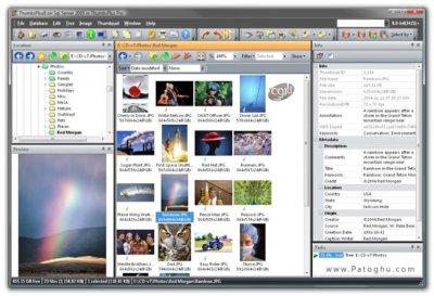دانلود نرم افزار مشاهده و مدیریت تصاویر ThumbsPlus Pro 9.2.0.3945