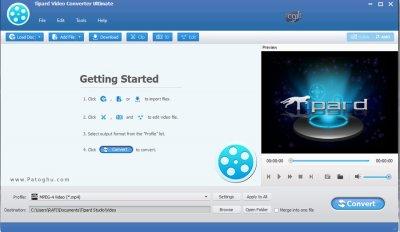 تبدیل فرمت های ویدیویی Tipard Video Converter Ultimate 9.2.22