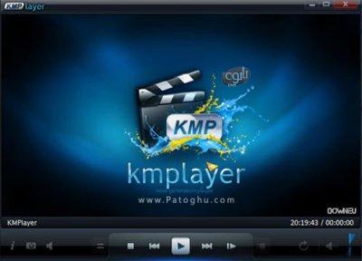 دانلود KMPlayer 4.2.2.6 کا ام پلیر نرم افزار قدرتمند پخش فیلم و موزیک