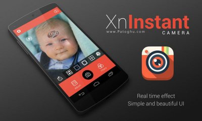 نرم افزار افزودن افکت های بی نظیر به تصاویر برای اندروید InstaCam Pro Camera Selfie 1.40