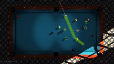 دانلود بازی بیلیارد و اسنوکر با گرافیک بالا برای کامپیوتر 3D Pool Billiards and Snooker