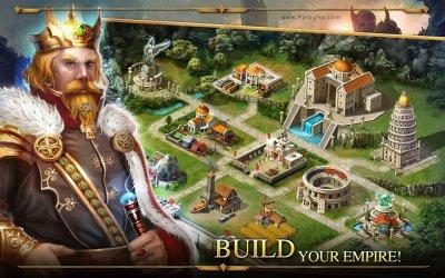 دانلود بازی استراتژیک عصر جنگ امپراطوری ها برای اندروید Age of Warring Empire 2.5.0
