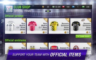 دانلود بازی شبیه ساز مربیگری فوتبال برای اندروید Top Eleven Be a Soccer Manager 2017 5.13