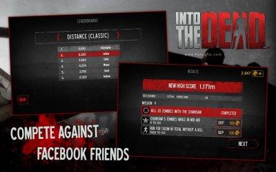 دانلود بازی به سوی مردگان برای اندروید Into The Dead v2.5.2