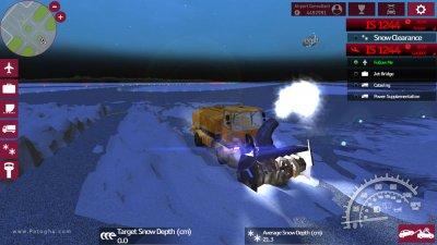 دانلود بازی شبیه ساز مدیریت فرودگاه برای کامپیوتر Airport Simulator 2015