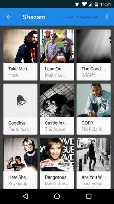 دانلود زنگ موبایل برای اندروید Audiko ringtones for Android Pro v2.25.32