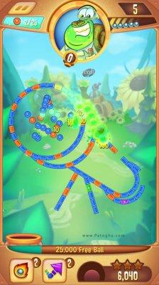 دانلود بازی پازلی گوی های رنگیز برای اندروید Peggle Blast v2.6.0