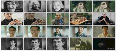 دانلود کلیپ ویدیویی 10 شخصیت برتر با بیشترین ضریب هوشی IQ