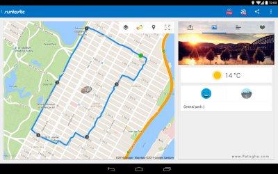 دانلود نرم افزار تناسب اندام برای اندروید Runtastic Running PRO v7.4.3