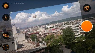 فیلمبرداری در اندروید به صورت افقی Horizon Camera v1.0.5.7