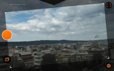 فیلمبرداری در اندروید به صورت افقی Horizon Camera v1.5.2.9