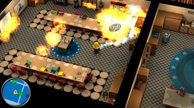 دانلود بازی فراتر از آتش برای کامپیوتر Flame Over