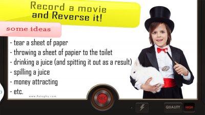 دانلود Reverse Movie FX PRO 1.4.0.0.2 نرم افزار معکوس کردن ویدیو و خلق ویدیوهای جادویی اندروید