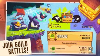 دانلود بازی استراتژیک King of Thieves v2.23.1 شاه دزد برای اندروید