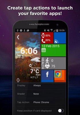 نرم افزار ساخت ساعت های هوشمند و زیبا در اندروید WatchMaker Premium Watch Face 3.9.1
