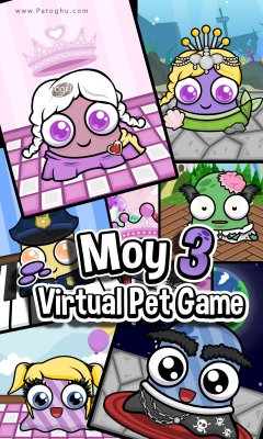 دانلود بازی موی 4 برای اندروید Moy 4 v1.5