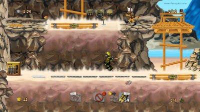 دانلود بازی مردان A نسخه 2 برای کامپیوتر A-Men 2 PC