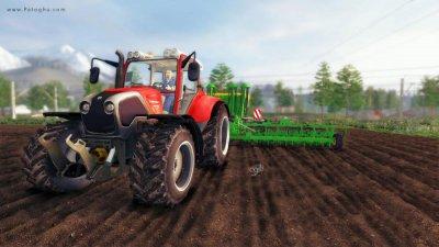 دانلود بازی شبیه ساز کشاورزی و مدیریت مزرعه برای کامپیوتر Farm Expert 2016