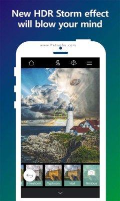 نرم افزار کامرا 360 اضافه کردن افکت های بی نظیر به عکس برای اندروید Camera360 Ultimate v8.9.1.8910