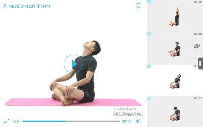 نرم افزار یوگا برای اندروید Daily Yoga - Yoga Fitness Plansv 6.2.20