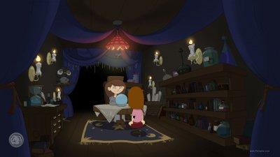دانلود بازی فکری تلاش آنا برای کامپیوتر Annas Quest