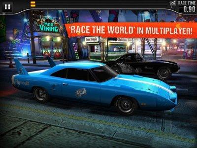 دانلود بازی مسابقات اتومبیل رانی کلاسیک CSR Classics v1.13.0