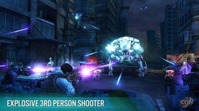 دانلود بازی نابودگر انقلاب برای اندروید Terminator Genisys: Revolution v2.0.0