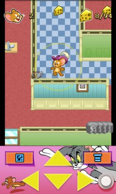 دانلود بازی تام و جری برای اندروید  Tom & Jerry Mouse Maze v1.1.16