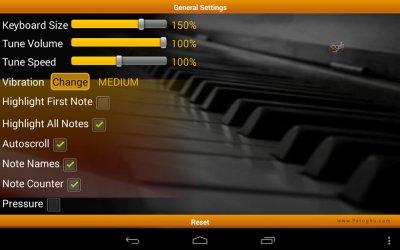 آموزش پیانو در اندروید Piano Melody Pro v139