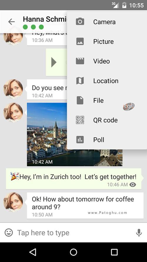 دانلود+تلگرام+برای+کامپیوتر+با+لینک+مستقیم
