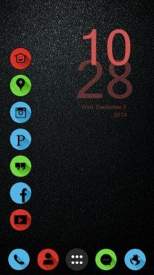 دانلود لانچر کوبو برای اندروید Cobo Launcher 2.4.9