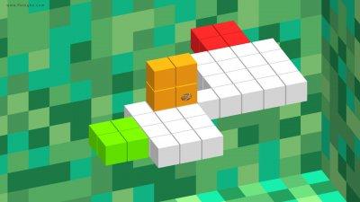 دانلود بازی کم حجم و فکری Breezeblox برای کامپیوتر