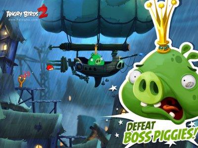 بازی انگری بردز 2 برای اندروید Angry Birds 2 v2.15.1
