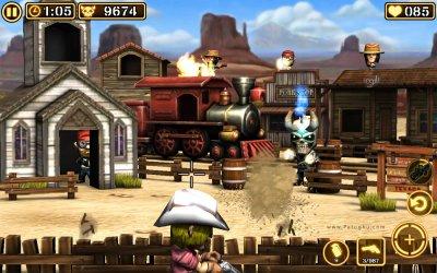 دانلود بازی گان استریک 2 برای اندروید Gun Strike 2 v1.2.6