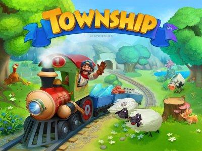 بازی تاون شیپ شبیه سازی مزرعه داری اندروید Township v4.4