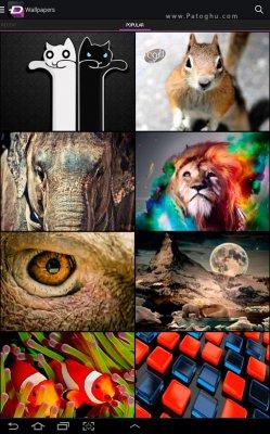 مجموعه پس زمینه و زنگ موبایل برای اندروید ZEDGE Ringtones And Wallpapers 5.31b97 Final