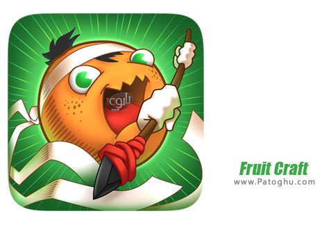 بازی Fruit Craft فروت کرفت