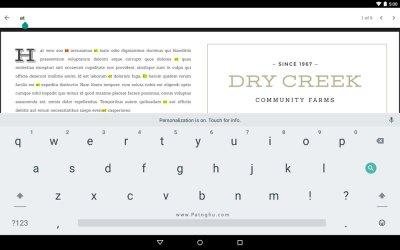 نرم افزار پی دی اف خوان گوگل برای اندروید Google PDF Viewer v2.7.332.10